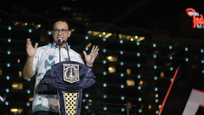Foto: Gubernur DKI Jakarta Anies Baswedan. (Pradita Utama/detikcom)