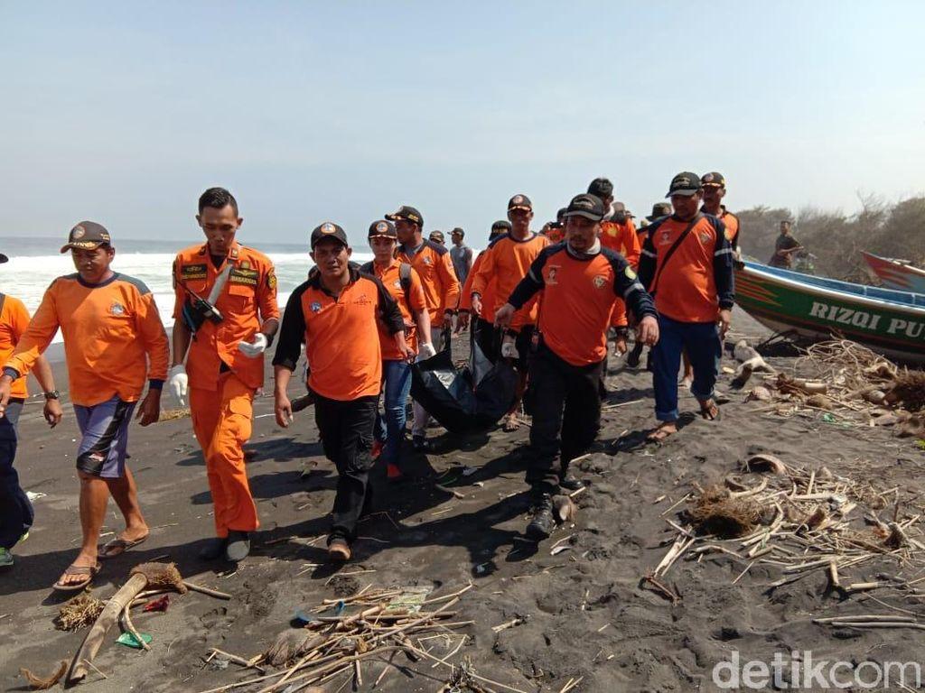 Tenggelam di Pantai Bantul, Anak Eks Pemain Persis Solo Ditemukan
