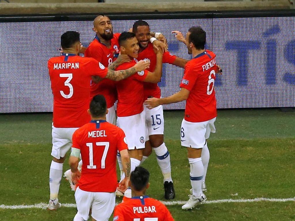 Timnas Chile: Semoga Cedera Alexis Sanchez Tak Parah