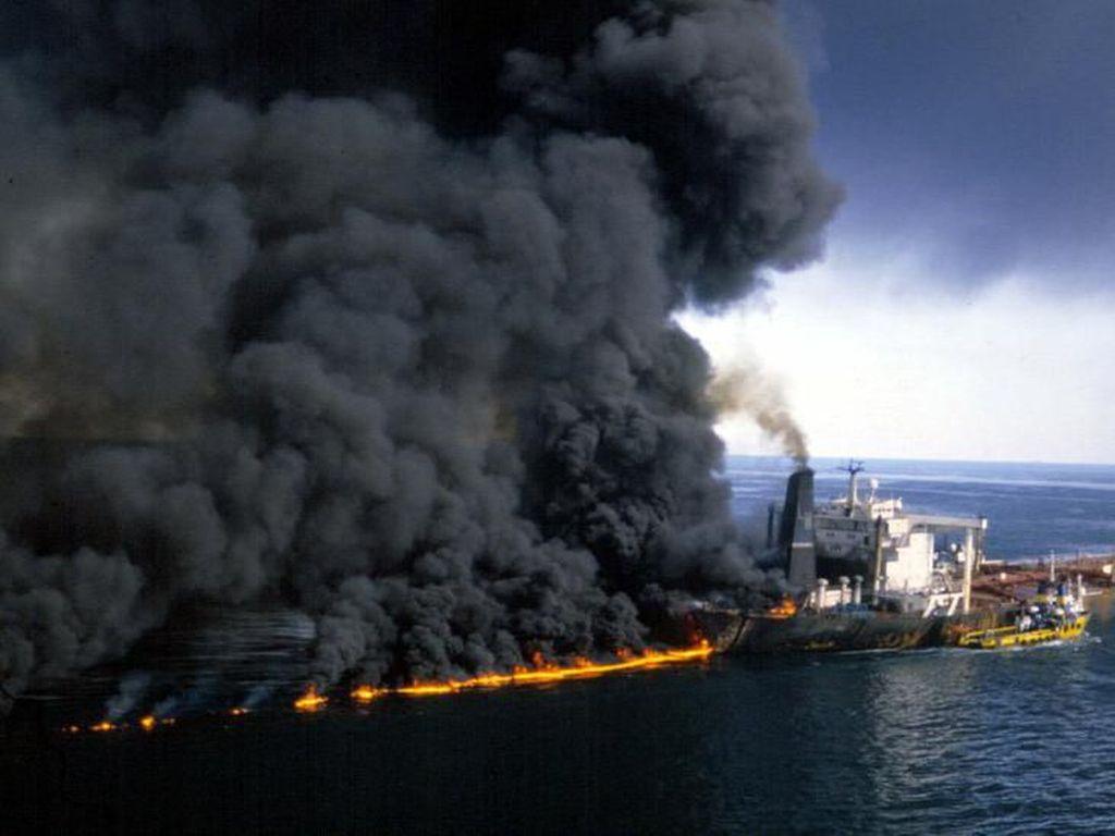 Krisis Teluk: Apakah Kita Sedang Menuju ke Perang Tanker Baru?