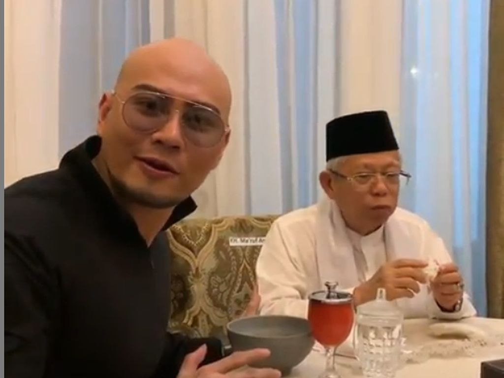 Disapa Ahmad Deddy Cahyadi, Deddy Corbuzier Merasa Bak Ahmad Dhani