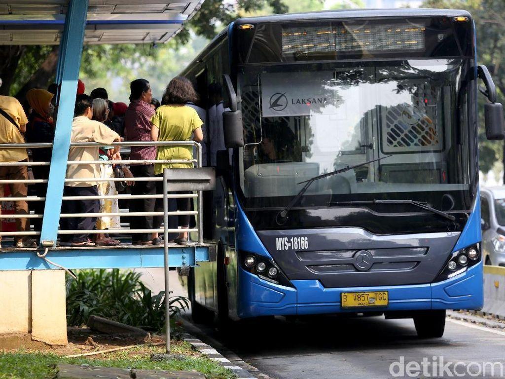 Tidak Dihancurkan Setelah Uzur, Bus Umum Ternyata Dipakai Lagi