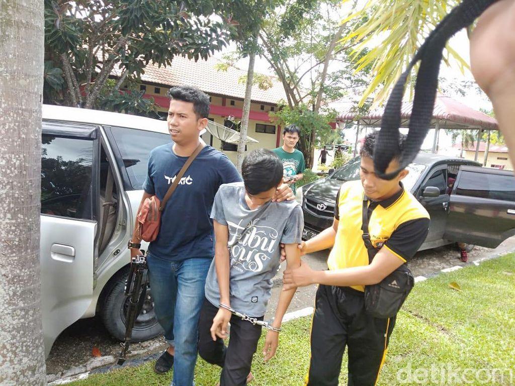 Polisi Tangkap Pelaku Pembunuh Pendamping Dana Desa di Gunungsitoli