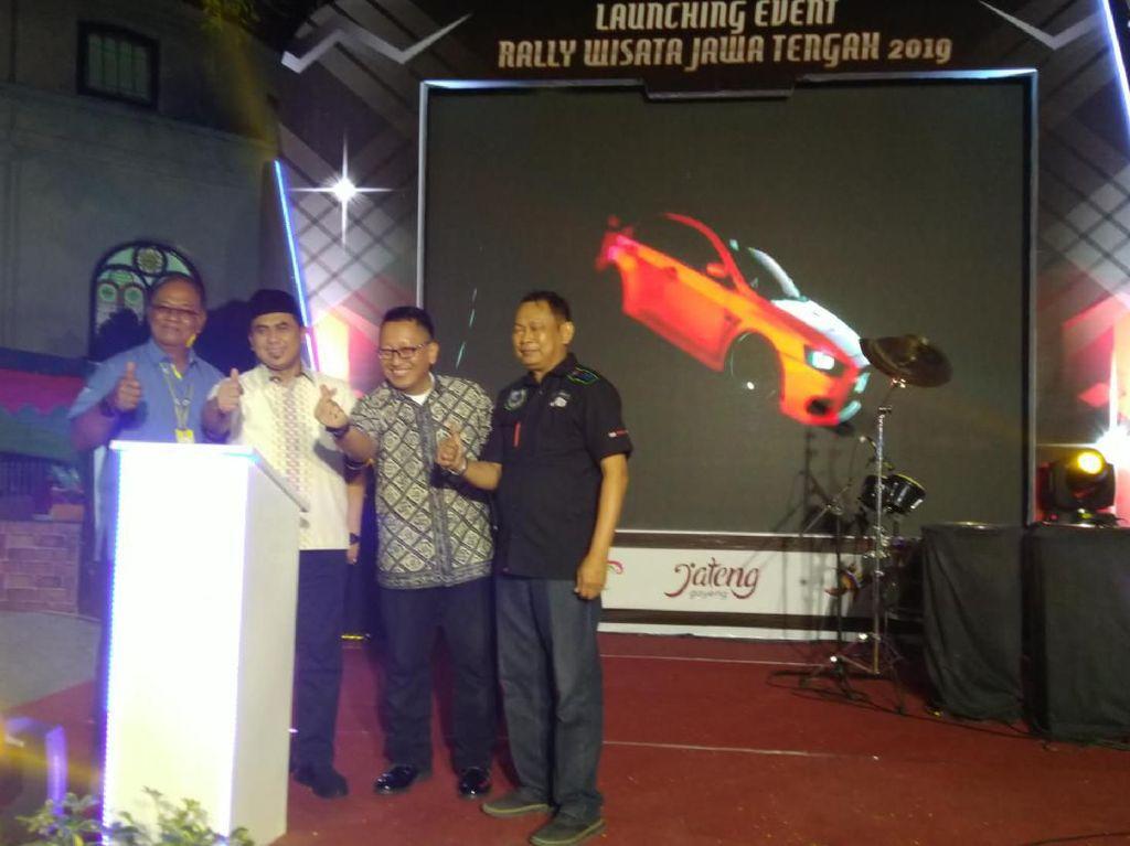 Pemprov Jateng Promosi Wisata lewat Lomba Rally di Solo
