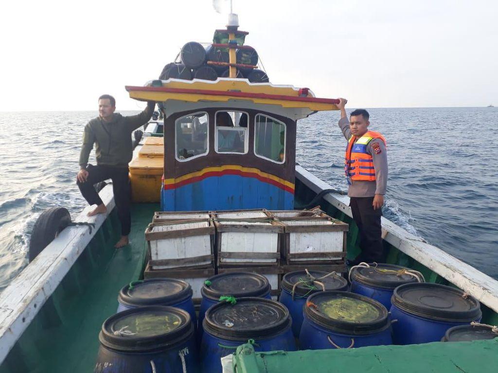 6 Nelayan Hilang di Perairan Tanjung Lesung Banten
