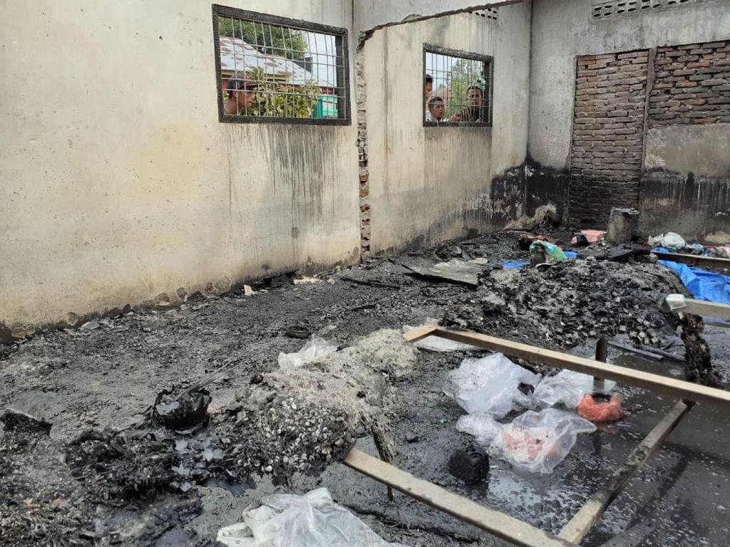Kejari Binjai Terima 3 SPDP Kasus Kebakaran Pabrik Korek Gas
