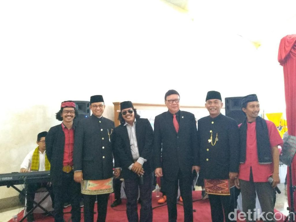 DPRD Gelar Rapat Paripurna Istimewa HUT DKI Ke-492, Anies-Mendagri Hadir