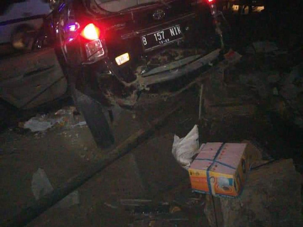 Ini Dia Identitas 6 Korban Tewas Kecelakaan Bus dan Mobil di Semarang