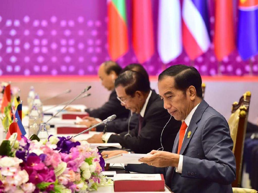 Jokowi Ajak Kepala Daerah Bertemu Pemimpin Negara ASEAN