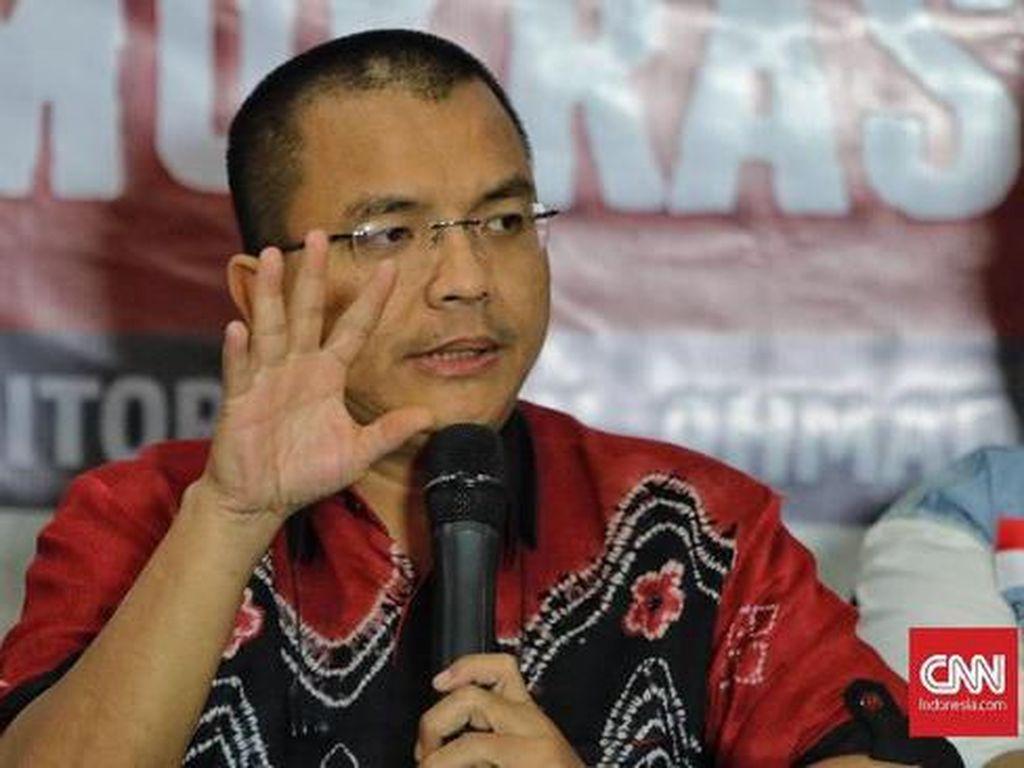 Usung Denny Indrayana di Kalsel, PD-Gerindra Siap Hadapi Koalisi Gemuk