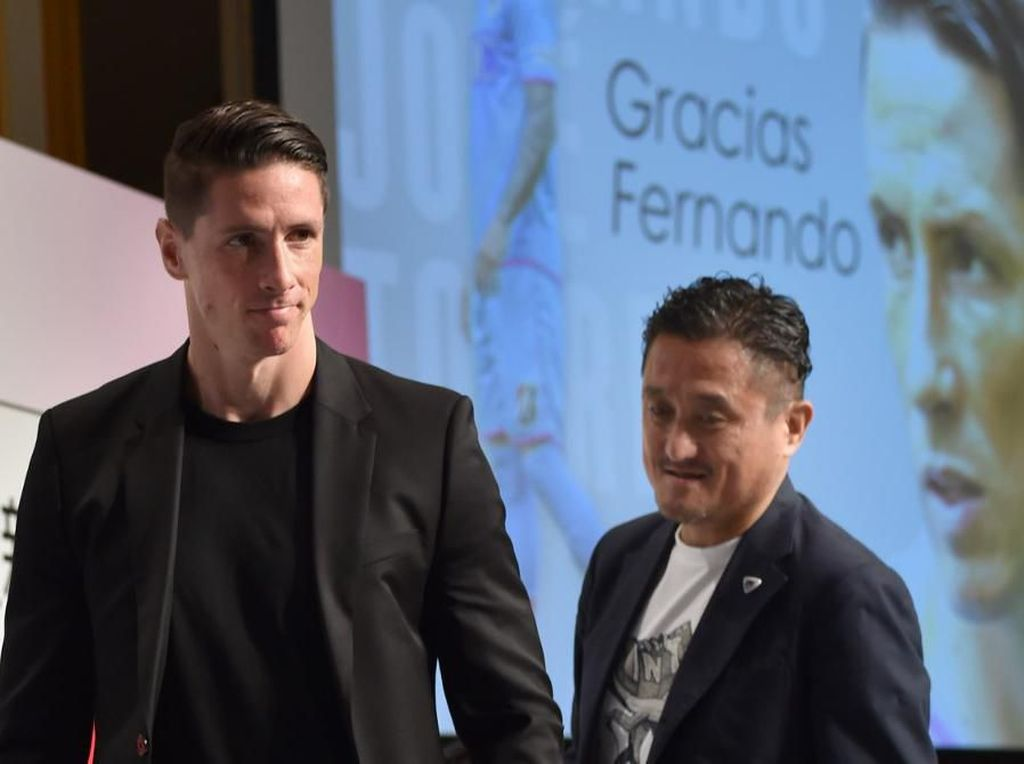 Fernando Torres: Karierku Bukan Sekadar Trofi-Trofi Itu