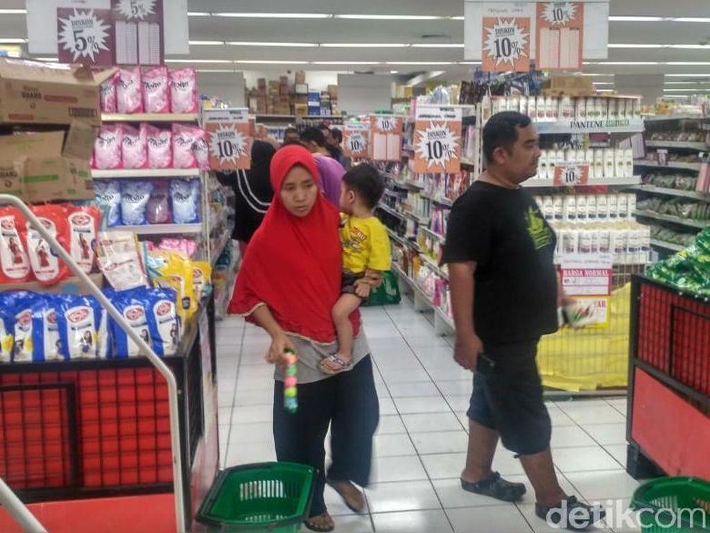 Heboh Kabar Supermarket Giant Mau Tutup Toko, Benarkah?