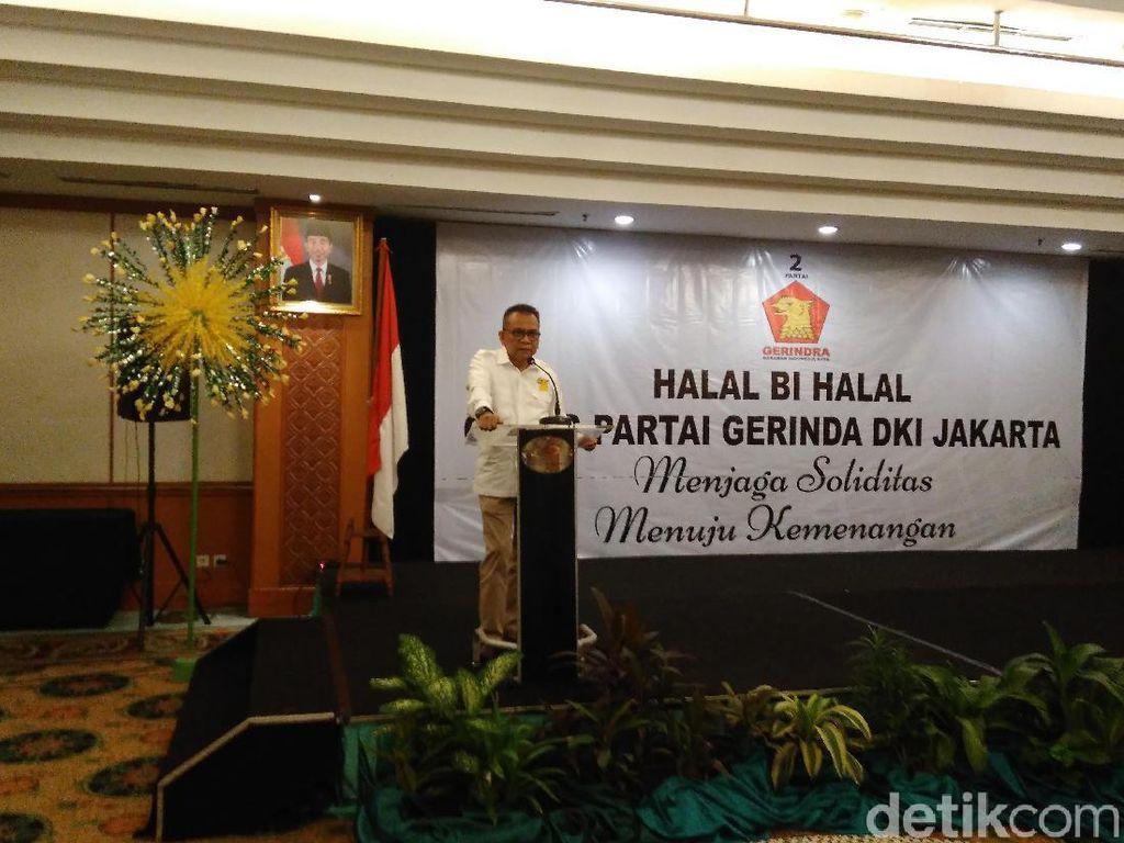 M Taufik Bekali Caleg Gerindra DKI soal Reklamasi hingga Wagub