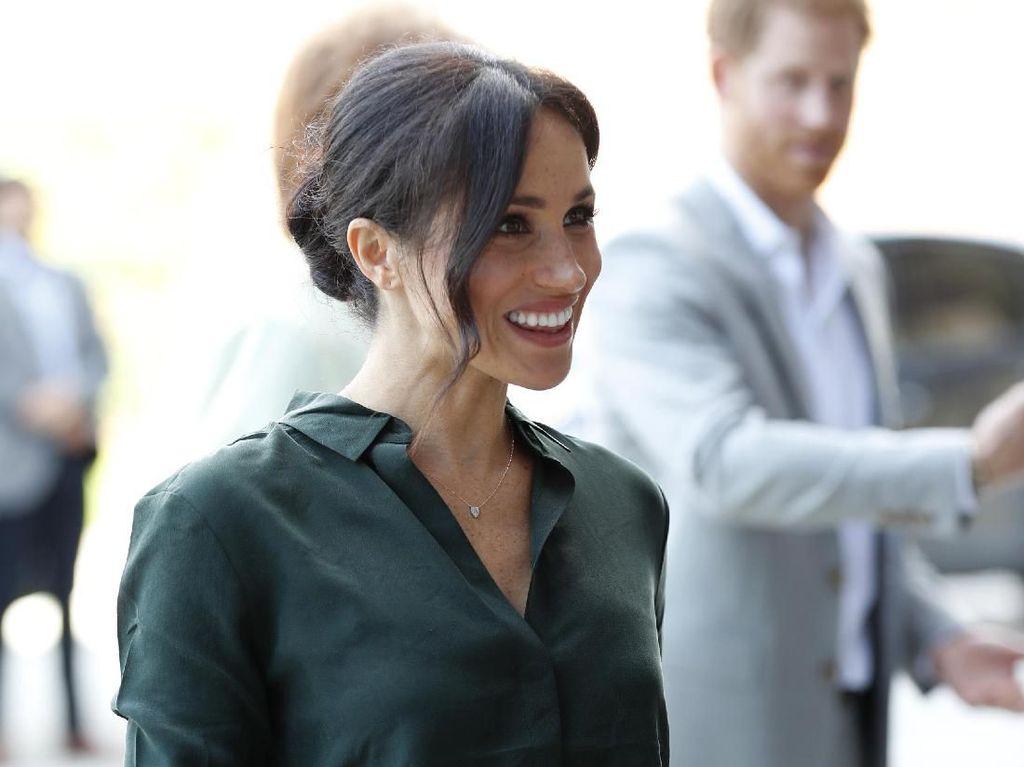 Ini Awal Mula Meghan Markle Ribut dengan Keluarga Kerajaan Inggris