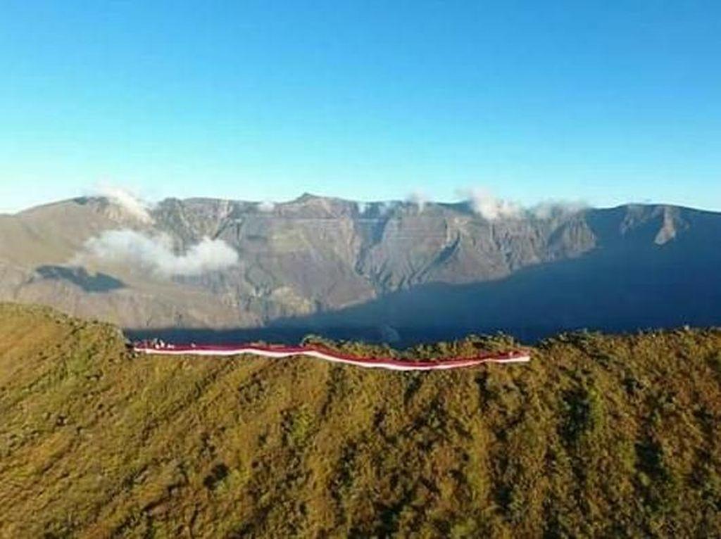 Masuk ke Gunung Tambora Kini Diperketat