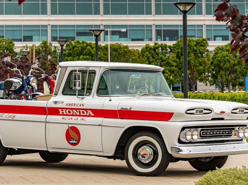 Pikap Chevrolet Ini Berjasa buat Honda