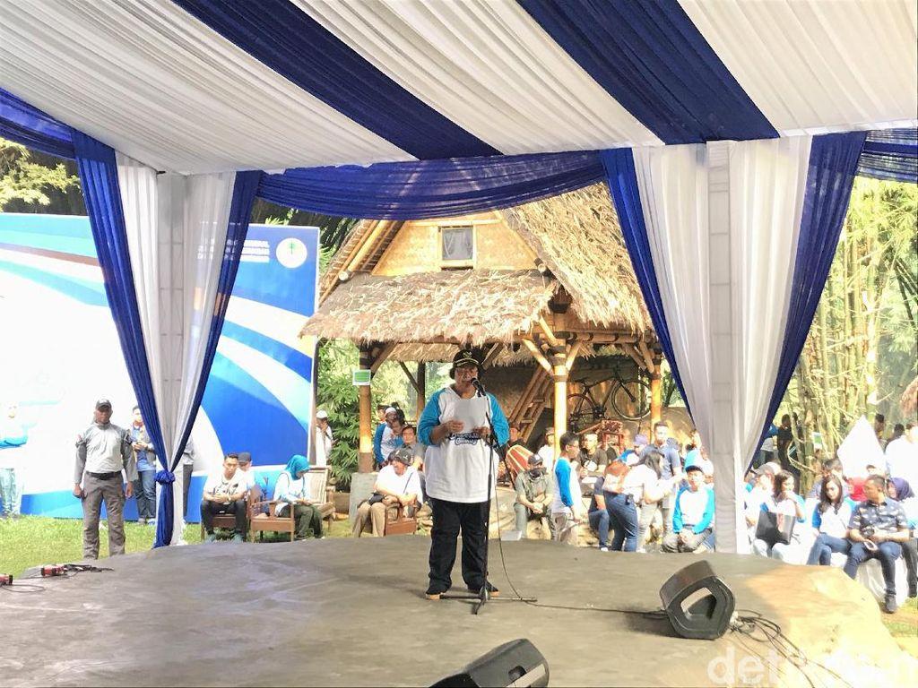 Menteri LHK Bicara Tangani Sungai Ciliwung dari Hulu ke Hilir