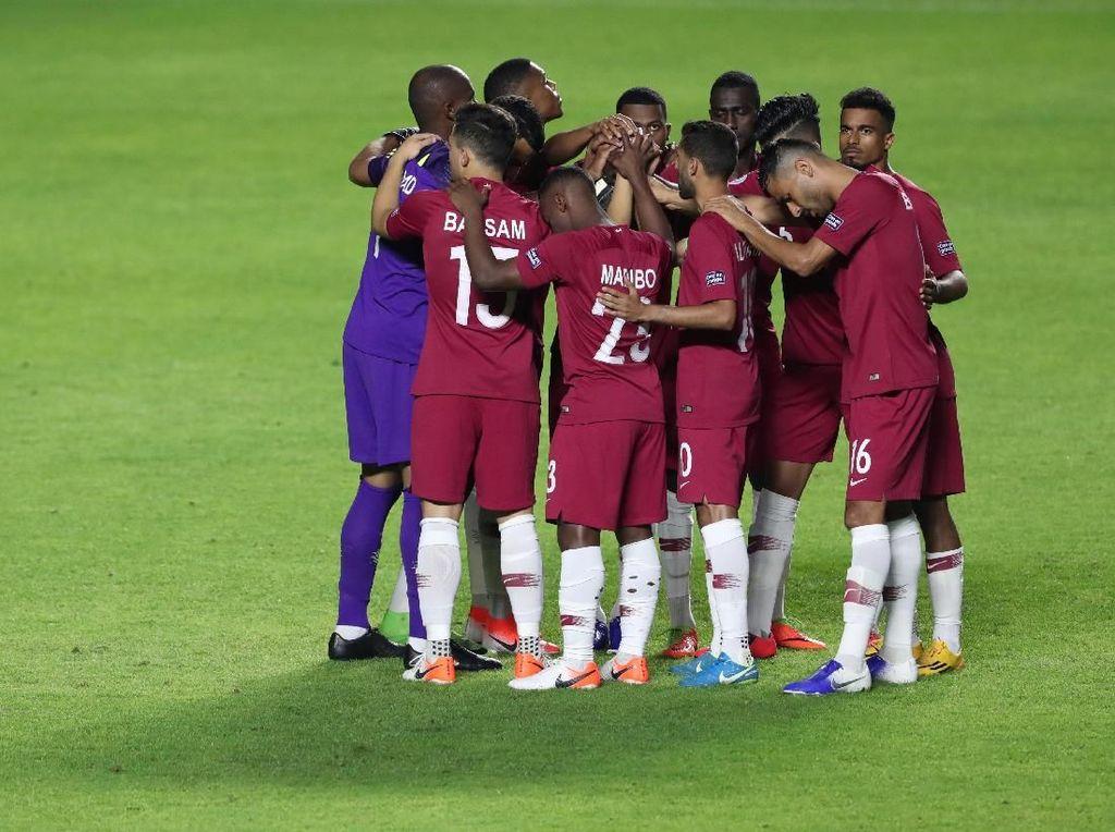 Qatar ke Copa America Bukan untuk Selfie dengan Messi