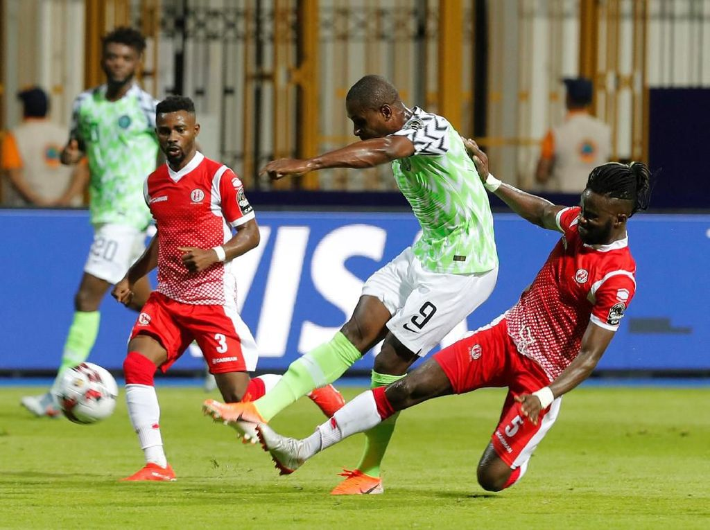 Piala Afrika 2019: Nigeria Kalahkan Burundi, Uganda Raih Kemenangan Langka