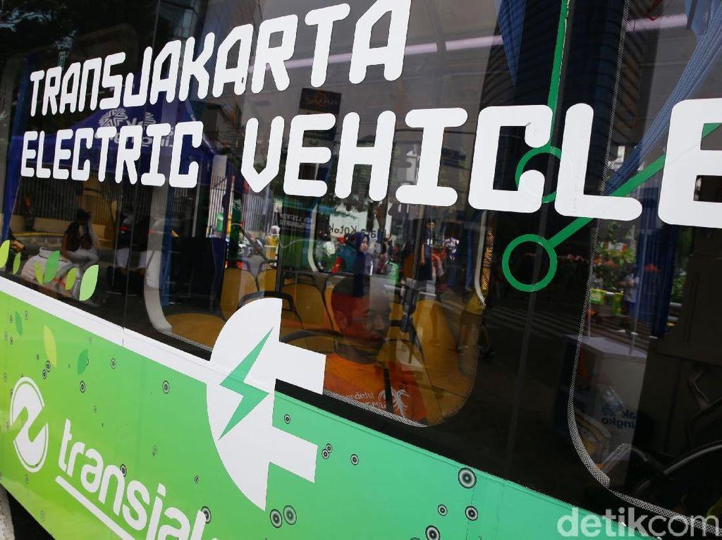 TJ Minta Diskon Nge-Charge Bus Listrik di Malam Hari
