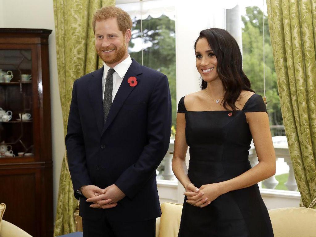 Serba-serbi Harta Pangeran Harry yang Cabut dari Kerajaan Inggris