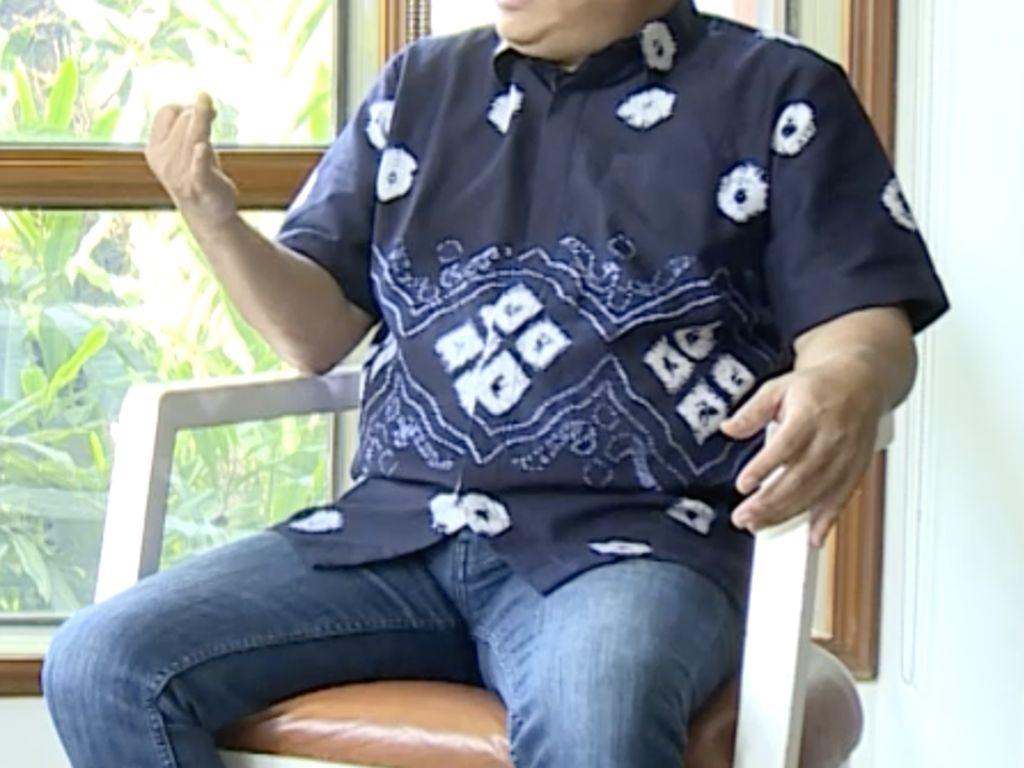 Denny Indrayana Incar Dukungan PKB-PAN-PPP untuk Maju Pilgub Kalsel