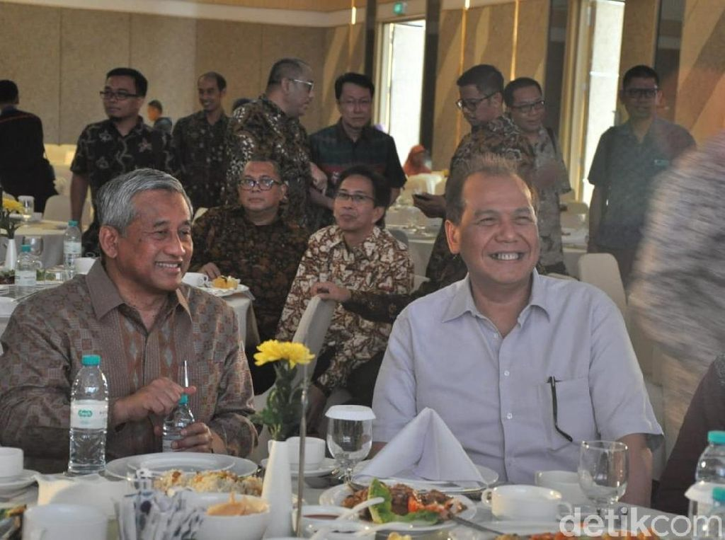 Dihadiri Chairul Tanjung, Peluncuran Buku Prof M Nuh Meriah