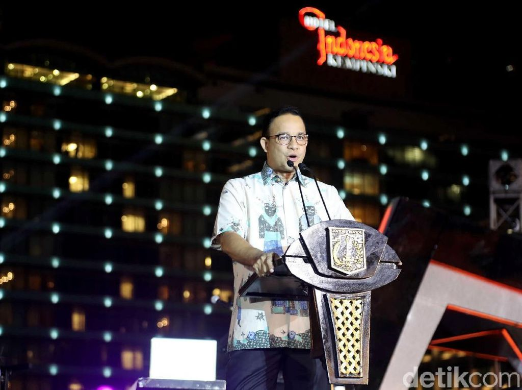 Serapan Anggaran 83%, Anies: Pemprov DKI is on The Right Track