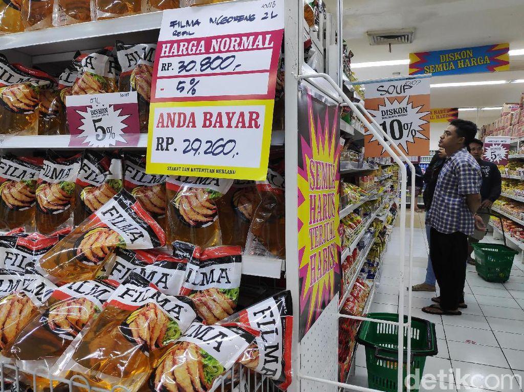 Pengumuman! Giant Mayasari Plaza di Tasik Tutup Total 4 April
