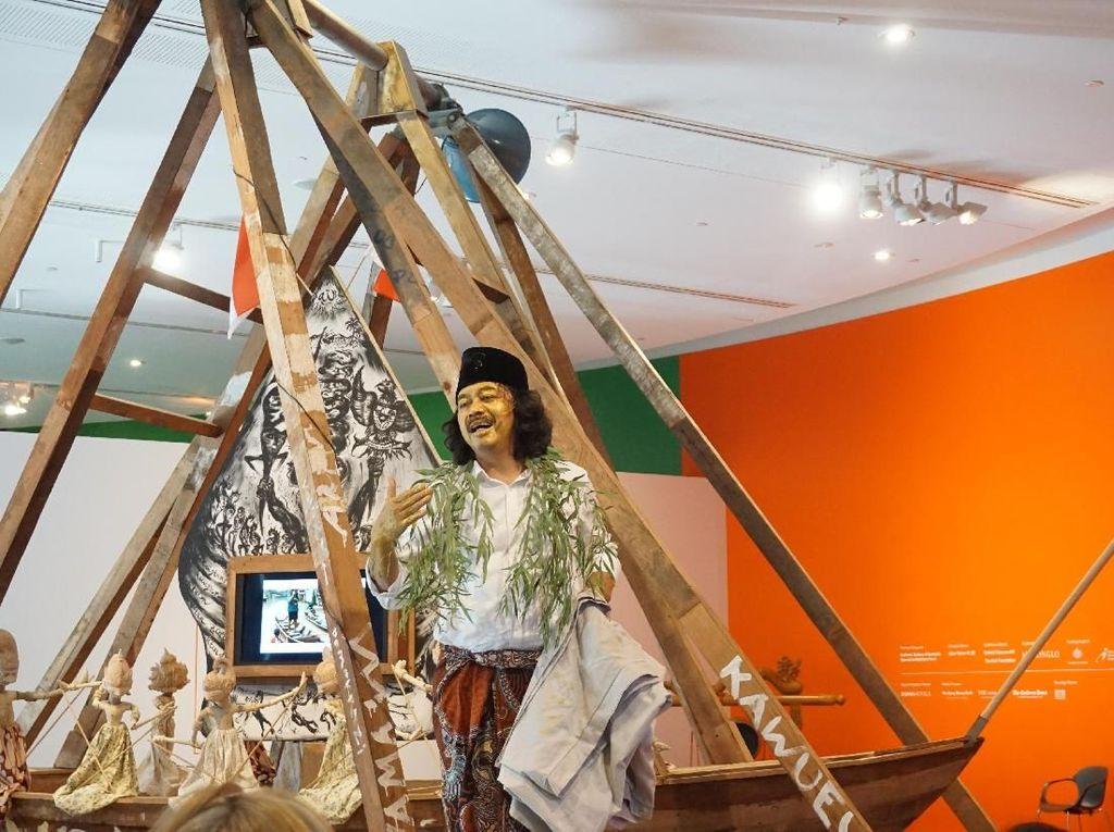 Indonesia Dipandang Positif Lewat Pameran Contemporary Worlds: Indonesia