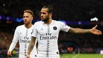 Akankah Neymar dan Dani Alves Reuni Bareng Messi Lagi?
