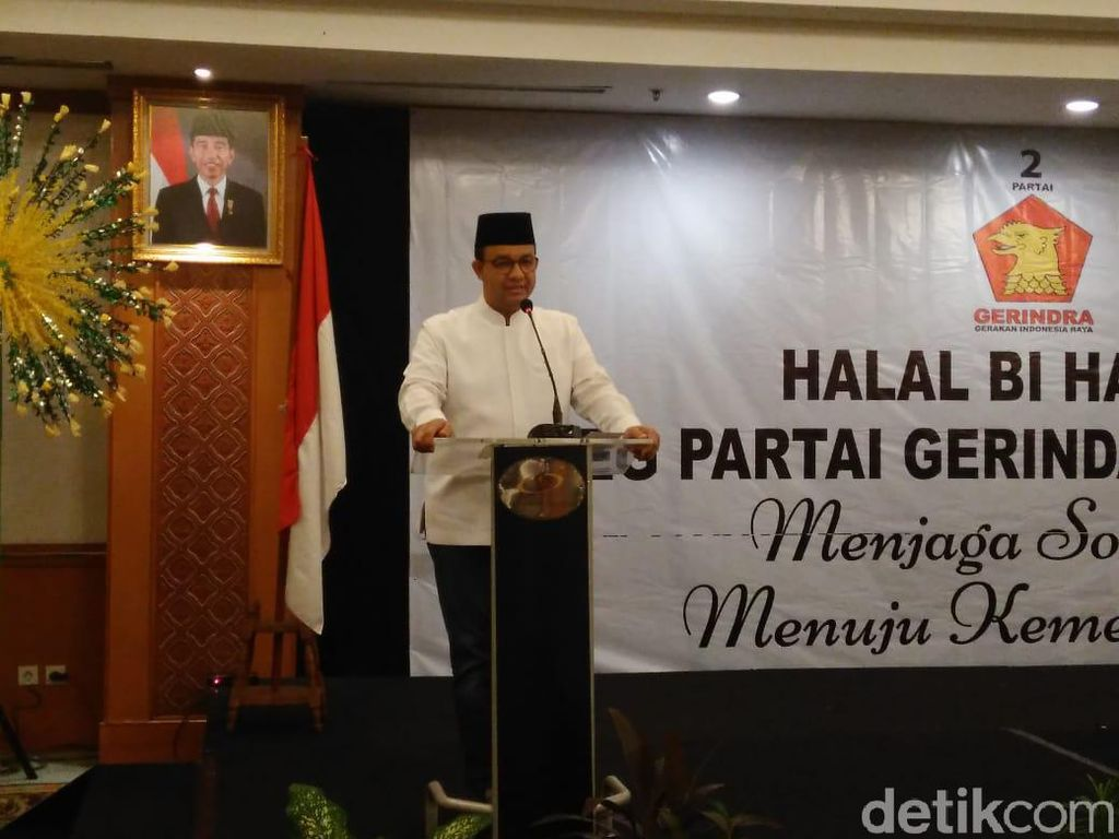Anies: Jakarta Masuk 3 Kota Terbaik Dunia untuk Perbaikan Transportasi