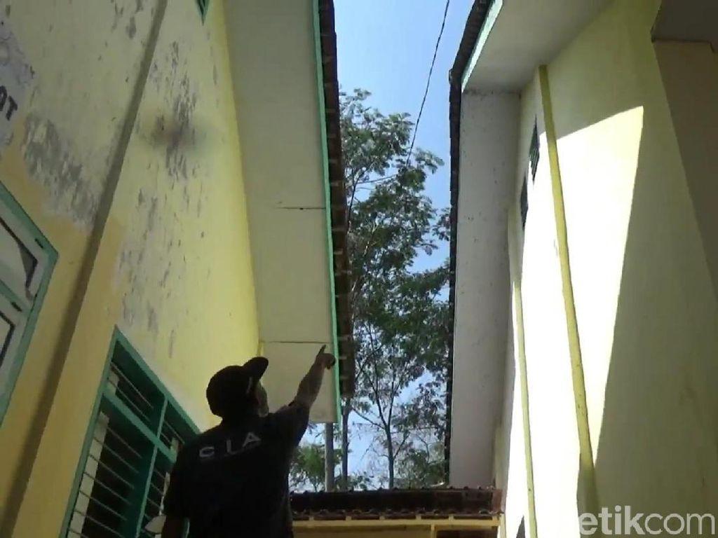 Masjid dan Sekolah Juga Diserbu Ulat Bulu di Pasuruan