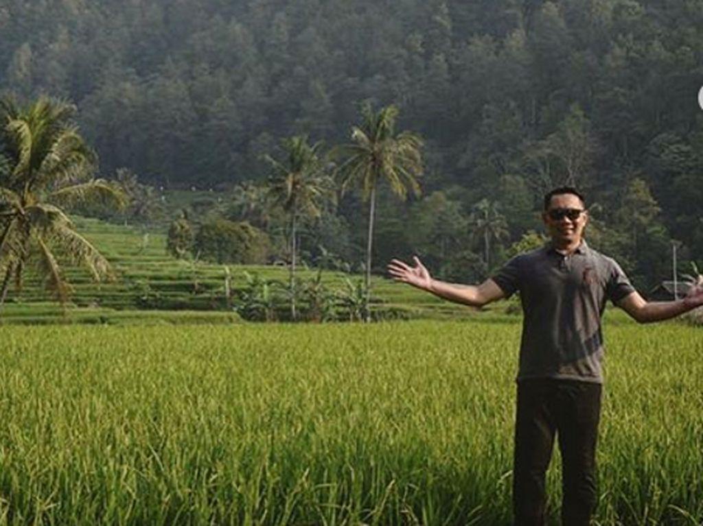 Ridwan Kamil Siapkan Desa Wisata Juara di Majalengka