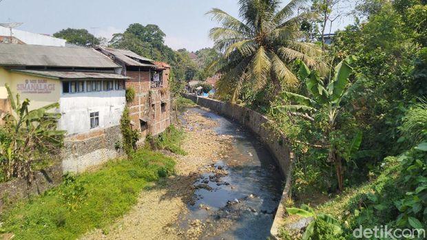 Pemkab Ciamis Tata Kawasan Kumuh Sungai Cileueur Jadi Tempat Wisata