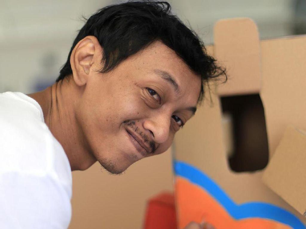 Pesona Kardus Gatot Indrajati Bakal Menyapa Singapura