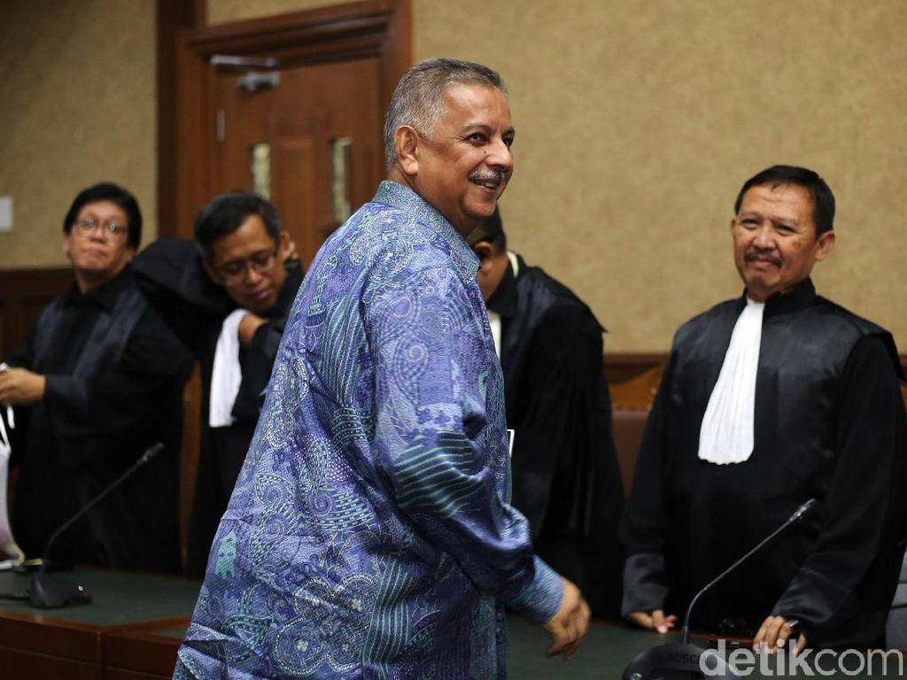 Sofyan Basir Ingin Penjenguk Ditambah di Rutan, Jaksa KPK Keberatan