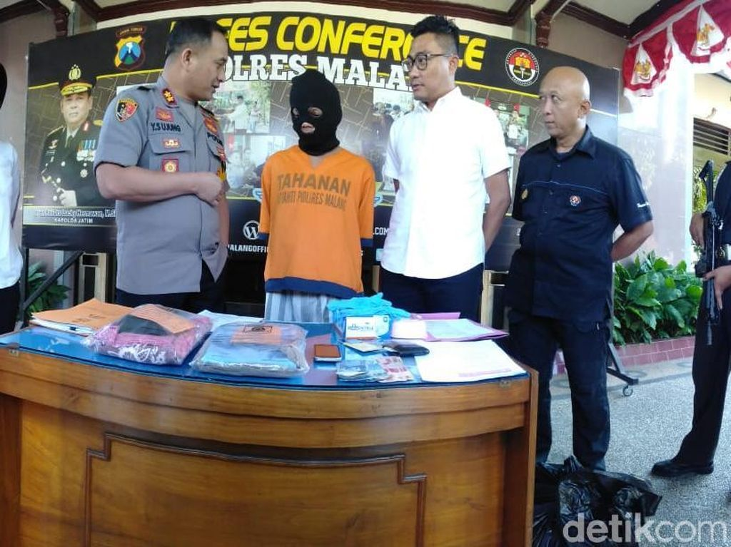 Periksa Kejiwaan Suami Jual Istri di Malang, Polisi Datangkan Psikiater
