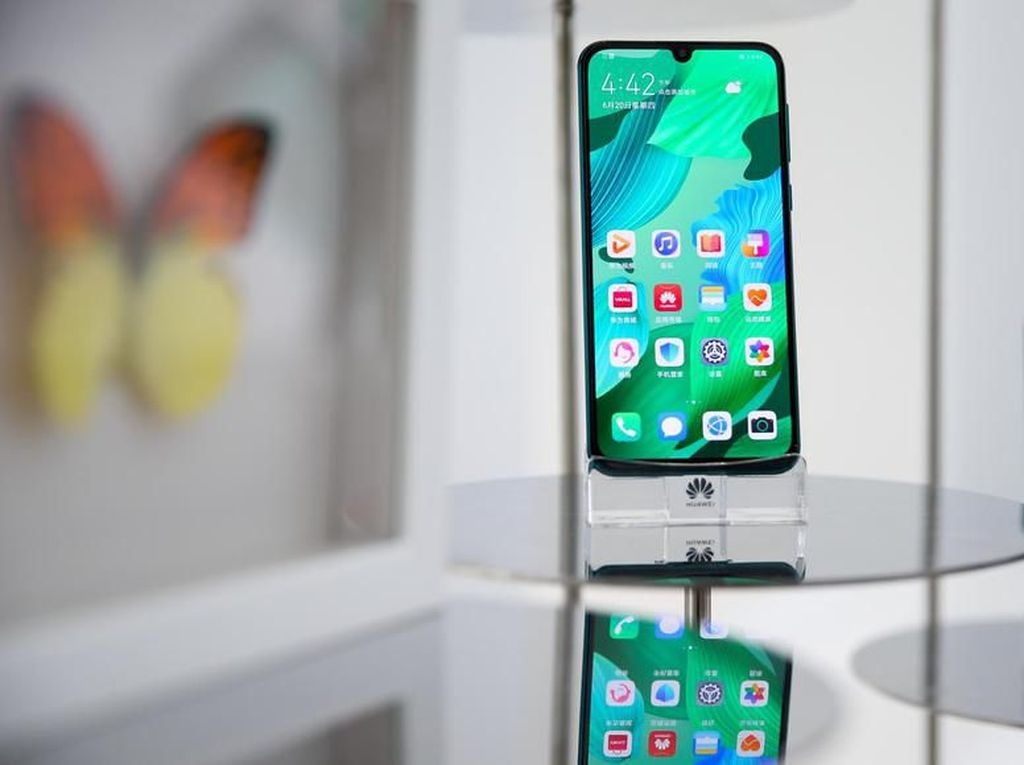 Merapat Lagi ke Android, Bagaimana Nasib Huawei Hongmeng?