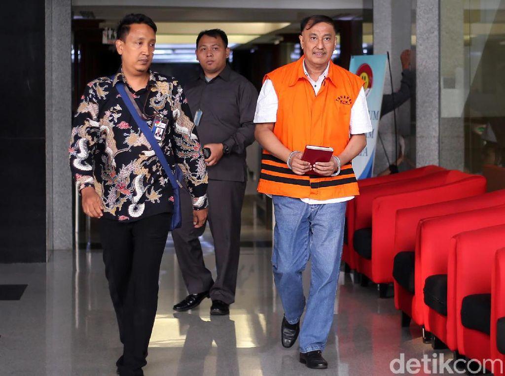 Tersangka Korupsi e-KTP Markus Nari Kembali Diperiksa KPK