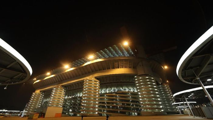 San Siro bakal dirubuhkan dan dibangun stadion baru yang selesai pada 2022 (Marco Luzzani/Getty Images)