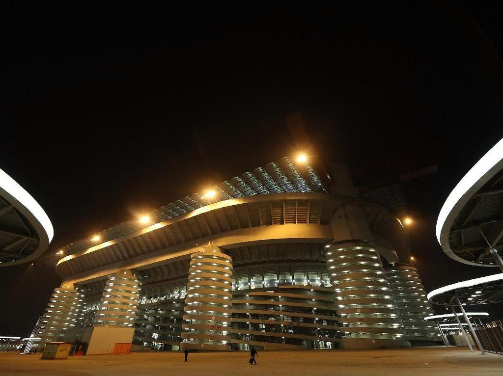 Inter dan Milan Sepakat Hancurkan San Siro, Lalu Bangun Stadion Baru