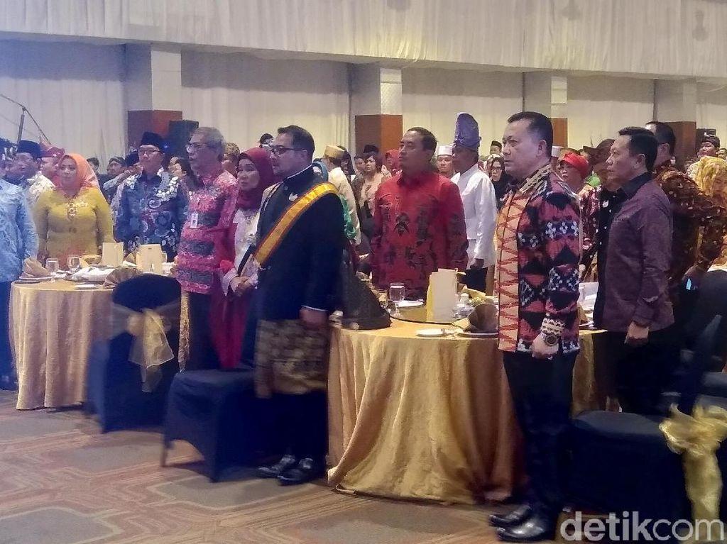 100 Raja dan Sultan Se-Nusantara Berkumpul Bahas Kemajuan Budaya