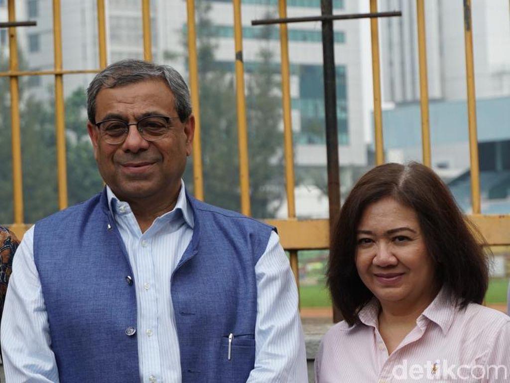 Ramaikan Bursa Presiden ITF, Anil Khanna Minta Dukungan Indonesia