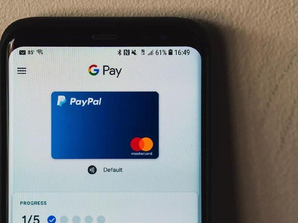 PayPal Kini Bisa Dipakai dengan Google Pay