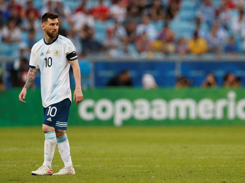 Venezuela Sudah Pengalaman Redam Messi