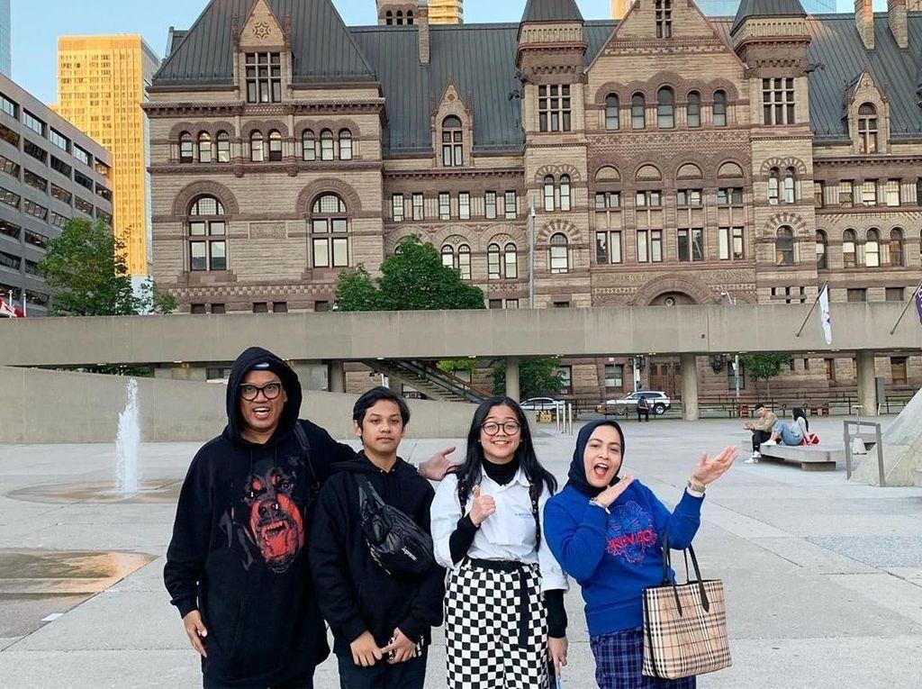 Niat Nge-Prank, Anak Uya Kuya Ribut dengan Pengunjung Mall