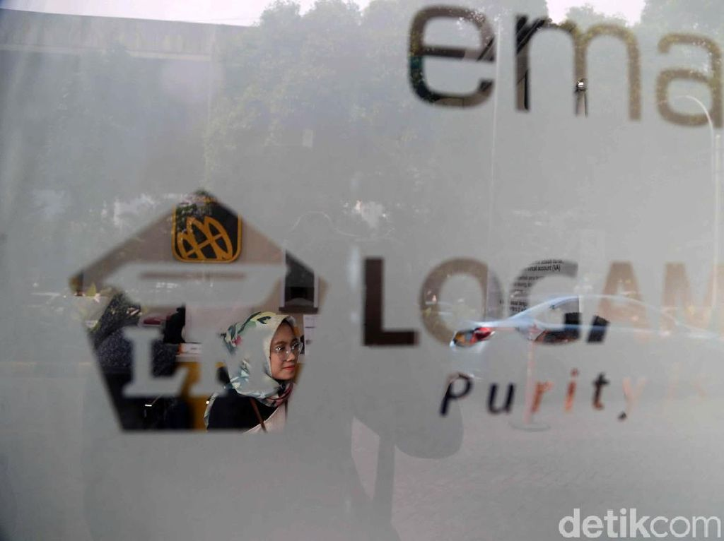 Masih Sama, Emas Batangan Antam Dijual Rp 774.000/Gram