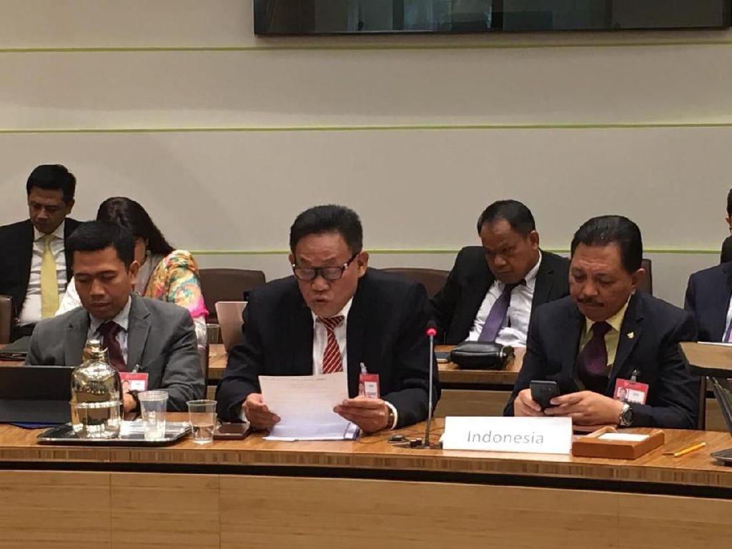 Di FAO, Kementan Bicara Akses Pasar Komoditas Petani Negara Berkembang