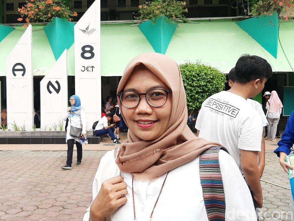 Cara SMA 8 Jakarta Antisipasi Antrean Panjang PPDB Zonasi